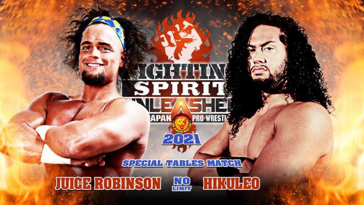 Cobertura: NJPW STRONG Fighting Spirit Unleashed (18/09/2021) – Quebrado!