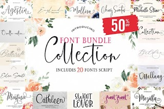 The Exclusive Font Collection