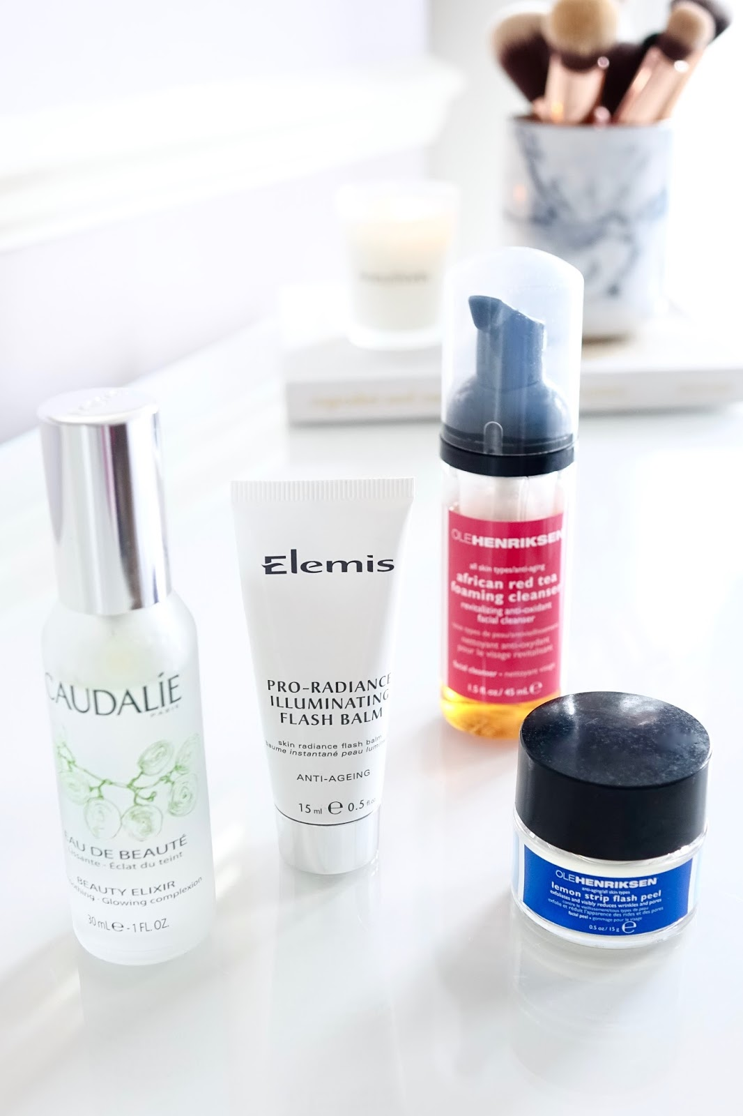 How to Get Gorgeous Glowy Skin After a Late Night