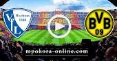 نتيجة مباراة بوروسيا دورتموند وبوخوم بث مباشر كورة اون لاين 28-08-2020 مباراة ودية