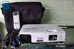 Proyektor Epson EB-S200 (Second)