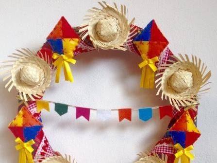 Idéias de Decoração para Festa Junina