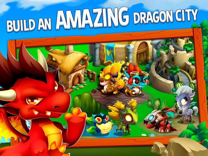 Download latest version of Dragon City Mod Apk 2019