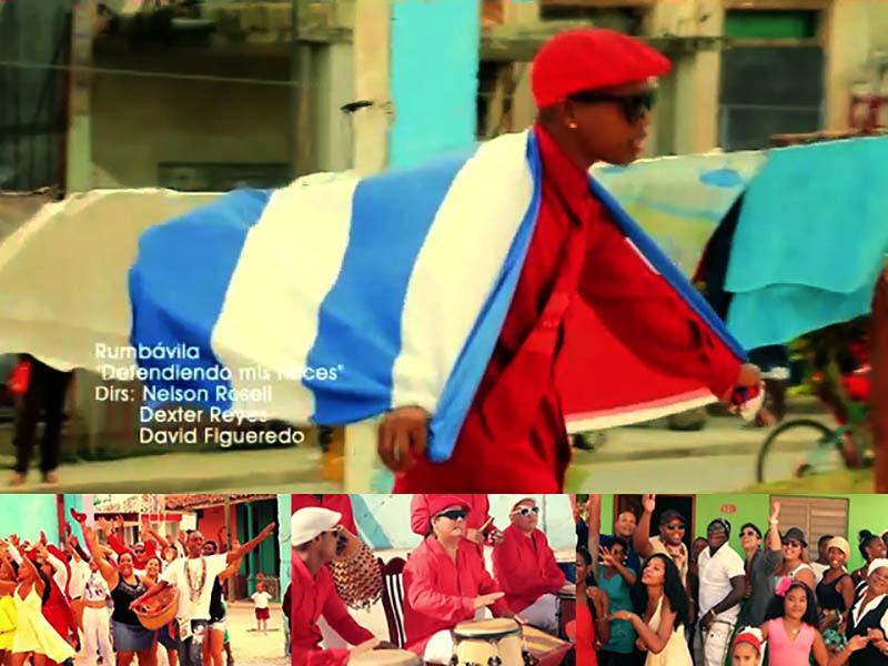 Rumbávila - ¨Defendiendo mis raíces¨ - Videoclip - Dirección: Nelson Rosell - Dexter Reyes - David Figueredo. Portal Del Vídeo Clip Cubano