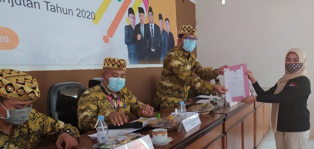 Inilah DPT Pilkada Waykanan, KPU Telah Menetapkan  323.068 Pemilih
