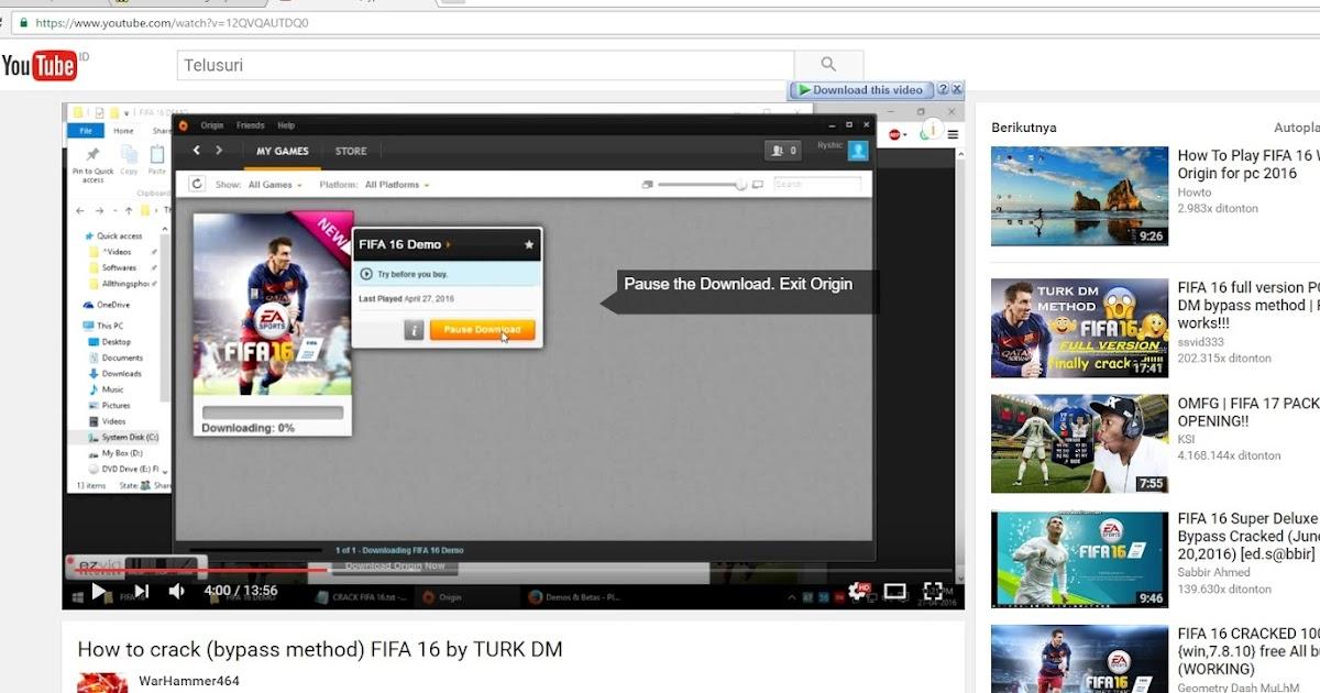 Update Terbaru Fifa 16 Moddingway Mod 9 1 2 All In One Game Amp Spirit