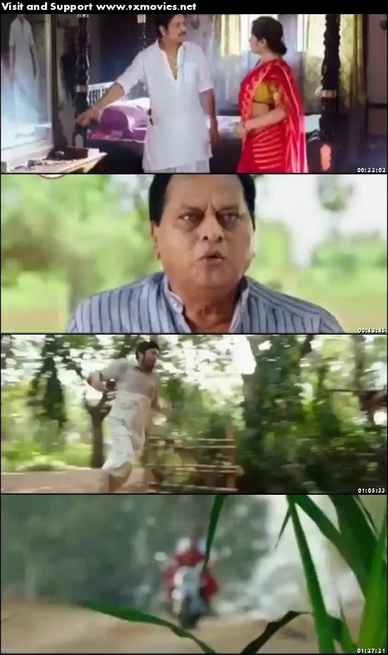 The Return Of Raju 2017 Hindi Dubbed DTHRip 300MB