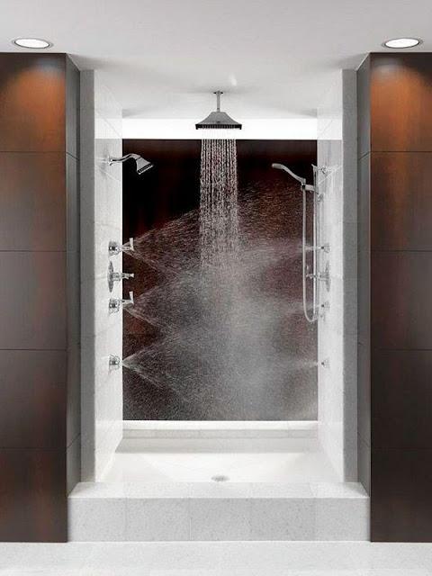 دش حمام عصري موردن ومميز