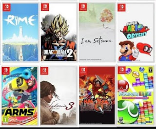 Berikut Game Nintendo Switch Terpopuler Terbaru