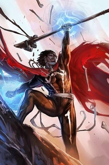 Hechicero Supremo de Marvel