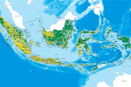 Daftar 34 Nama Provinsi di Indonesia Beserta Ibukotanya Lengkap
