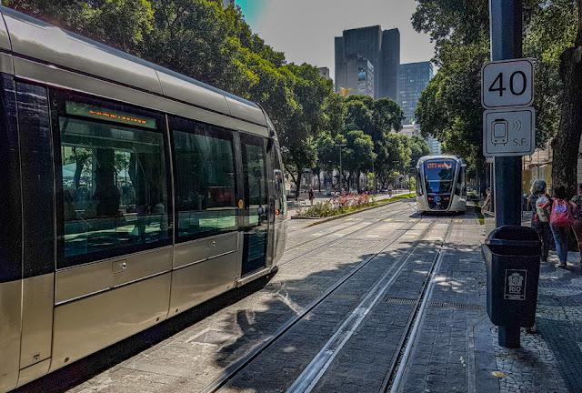 VLT Carioca - Estação Cinelândia