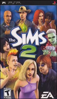 Los Sims 2 (PSP) [Español - ISO] (MEGA)
