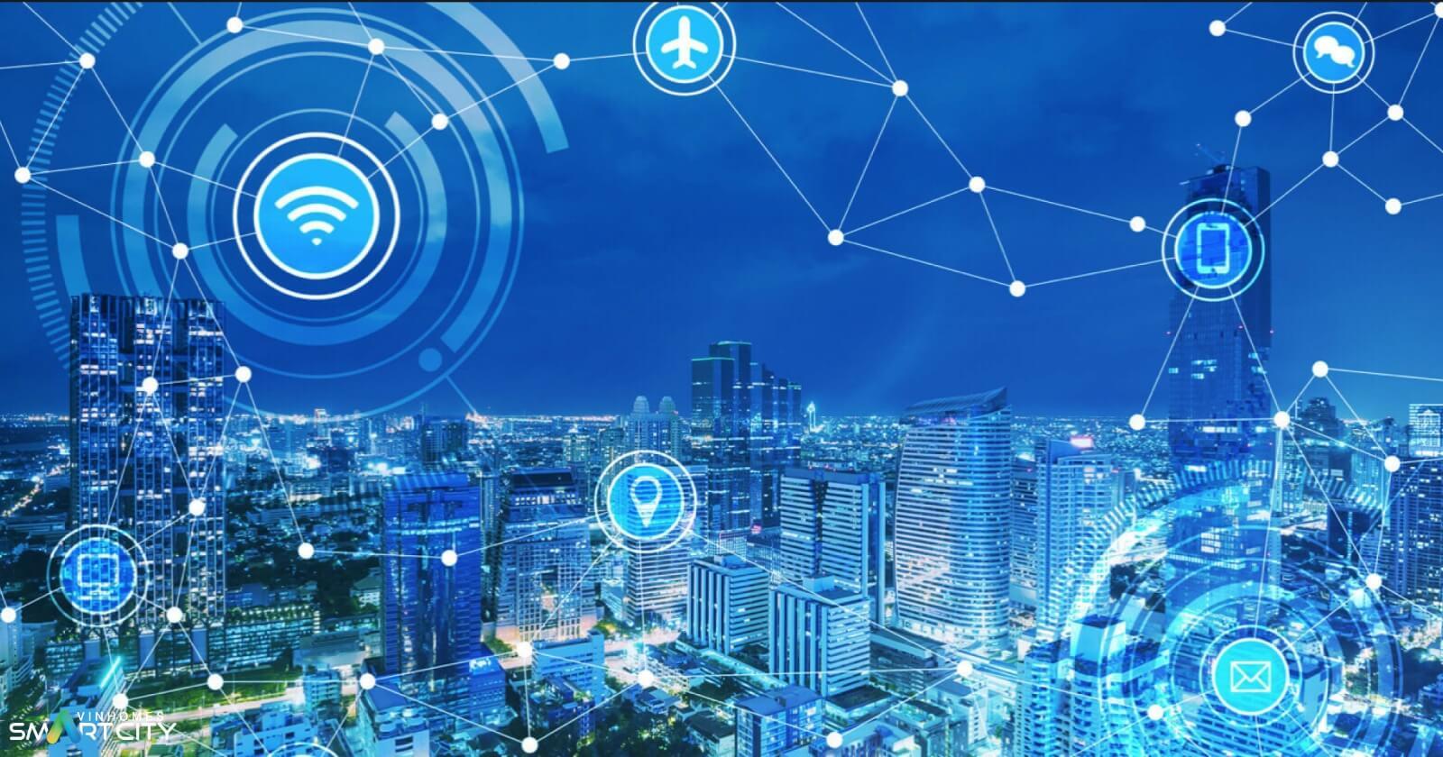 Vận hành thông minh của đại đô thị Vinhomes Smart City