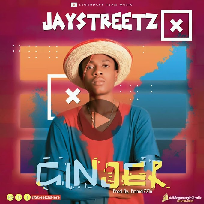Download song: jaystreetz - ginjer (prod. Emmdizzle)