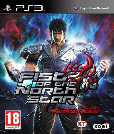 Fist of The North Star Kens Rage Ps3 Iso