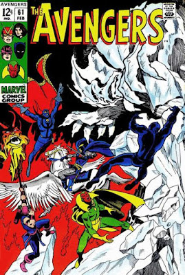 Avengers #61, Ymir and Surtur and Dr Strange