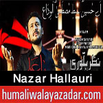 http://www.humaliwalayazadar.com/2017/10/nazar-hallauri-nohay-2018.html