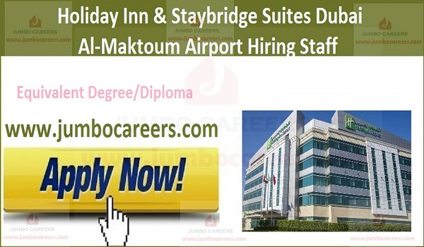 Dubai hotel jobs and careers,