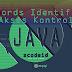 Penjelasan Keyword dalam Java Identifiers Akses Kontrol
