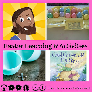 Easter Learning & Activities