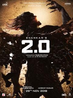 2.0 (2018) Hindi audio FULL MOVIE