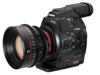 Canon EOS C300ファームウェアのダウンロード