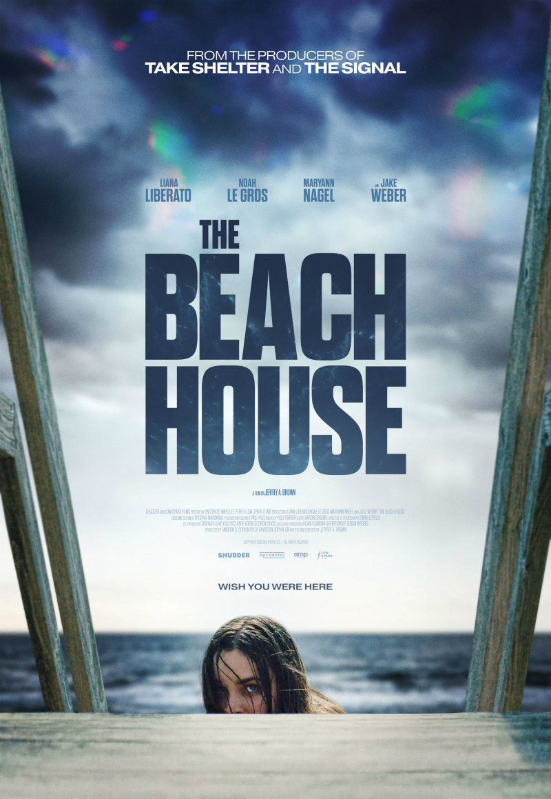 the beach house shudder poster