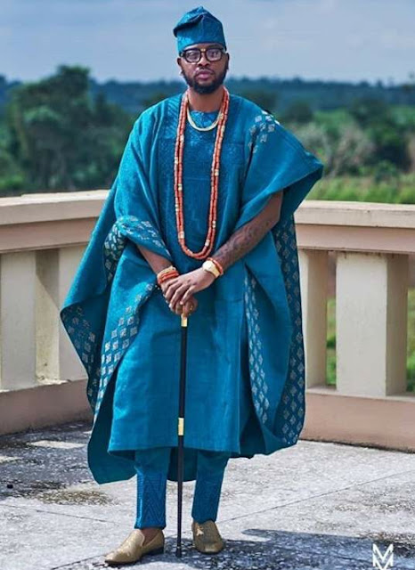Latest Agbada styles that you will like to see