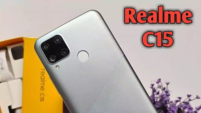 Realme C15 smartphone will be launched in India soon.