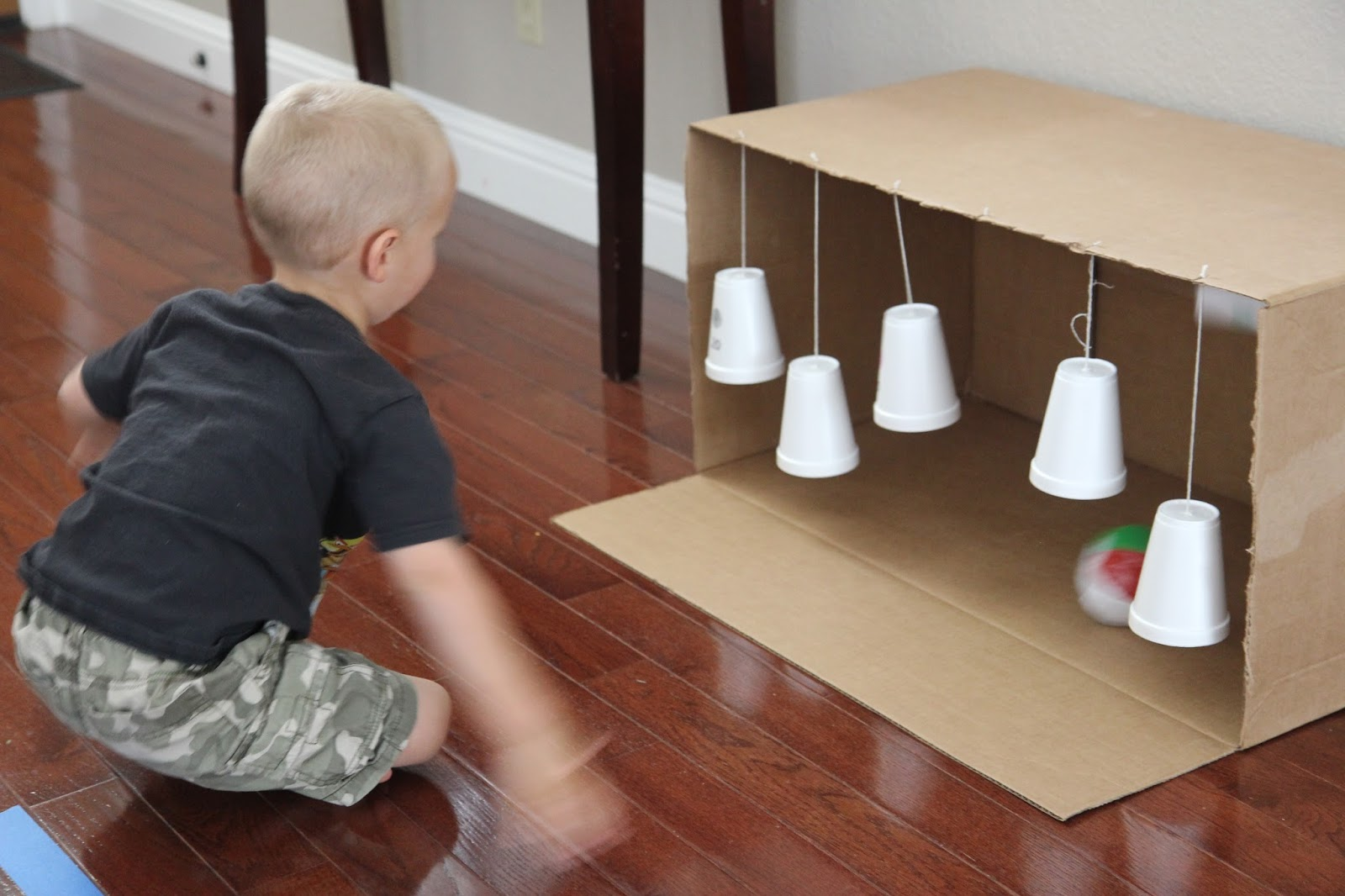 Toddler approved moving color targets game for toddlers for The make room website