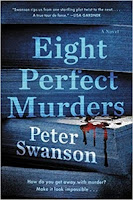 Eight Perfect Murders by Peter Swanson (Book cover)