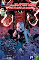 Os Novos 52! Lanternas Vermelhos #39
