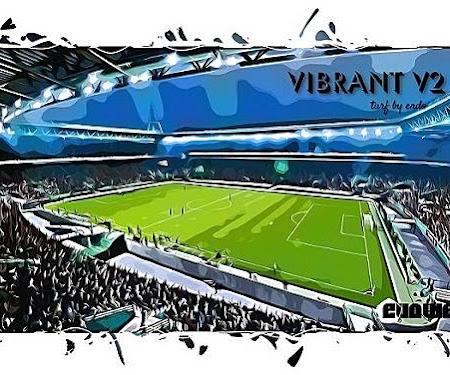 PES 2021 Vibrant Turf Stadium V2