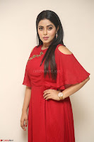 Poorna in Maroon Dress at Rakshasi movie Press meet Cute Pics ~  Exclusive 167.JPG