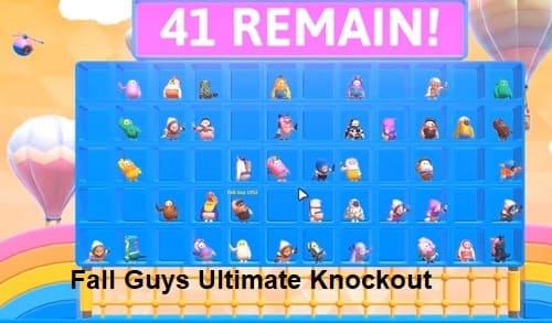 تحميل لعبة فال غايز ألتيميت نوكاوت للكمبيوتر الاصلية برابط مباشر 2020 Download Fall Guys Ultimate Knockout