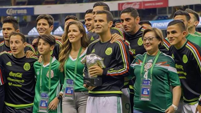 Esta es la nueva acusación hunde al futbolista Rafa Márquez