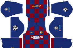 Kits DLS Barcelona 2019/2020 Spesial UCL