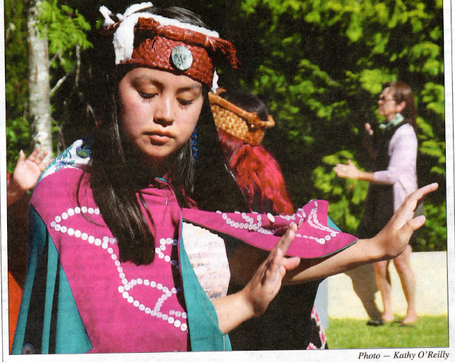 indigenous peoples day at the kwalilas hotel in port hardy