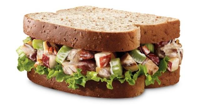 Arby'S Chicken Salad Sandwich Recipe