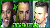 Borja, Bruno Henrique & Willian Analisa Vitória Do Palmeiras - Entrevista 01/06/2017
