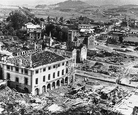 Presos los nazis bombardearon gernika con napalm - Inmobiliarias en gernika ...