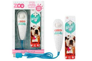 Mandos para Wii Indeca Zoo