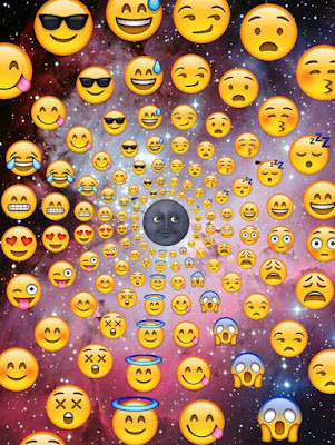 iPhone emoji wallpaper