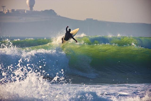 Praias para surfar em Los Angeles
