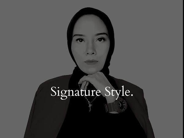 Temukan Signature Style-mu