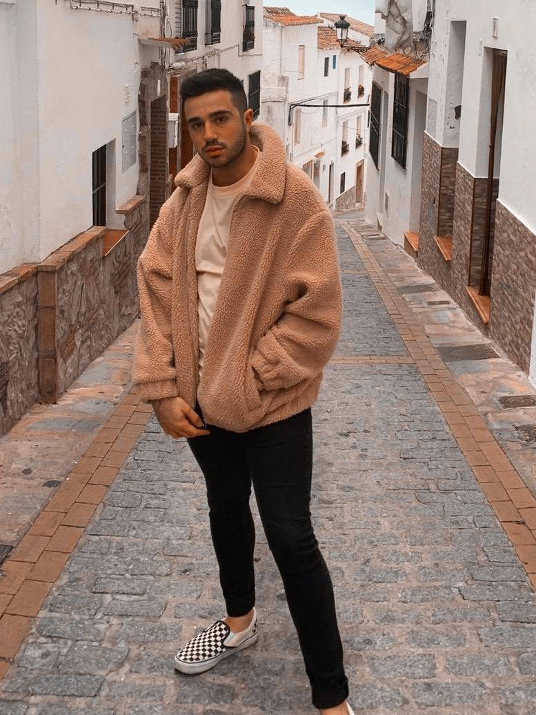 winter mens fashion