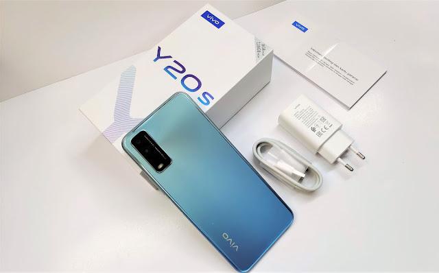 Spesifikasi Vivo Y20s