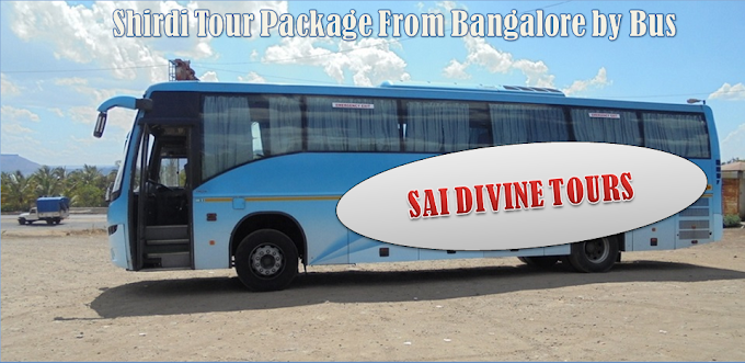 Shirdi Package from Bangalore by Bus