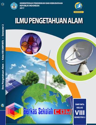 Buku Kurikulum 2013 Edisi Revisi 2017 Kelas 8 SMP MTs